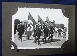 Early Allgemeine SS Photo Album - Nuremberg Rally