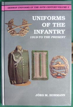 Uniforms of the Infantry: 1919 to the Present